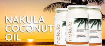 Nakula Coconut Oil Product Button