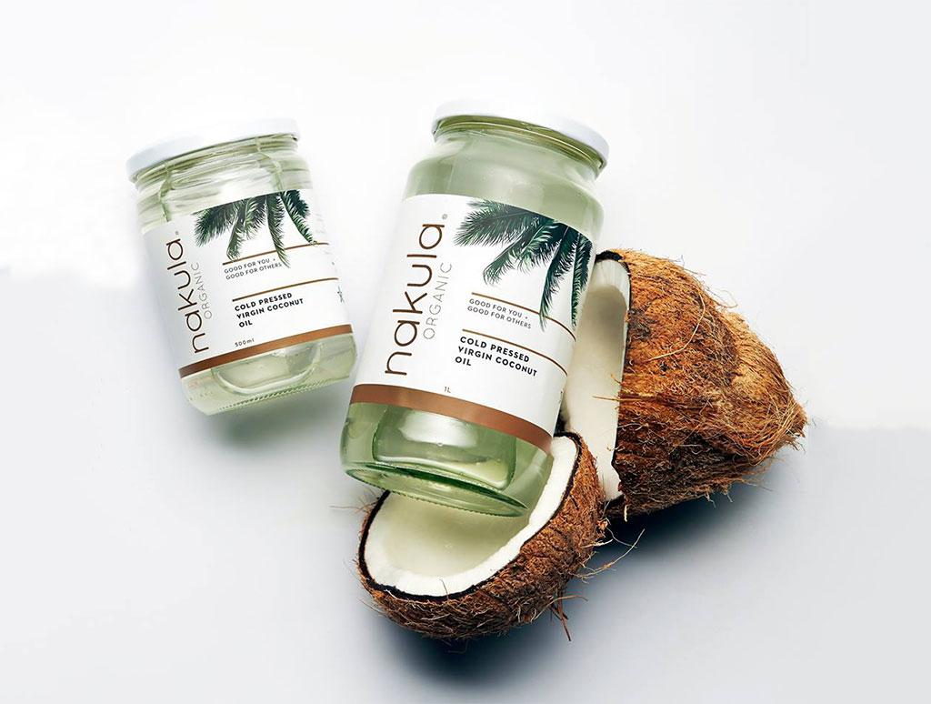 Nakula Organic Coconut Oil Product Image