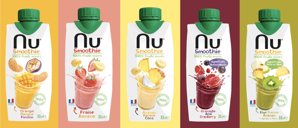 Nu Smoothie Product Image