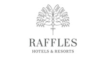 Raffles Hotels Client Logo
