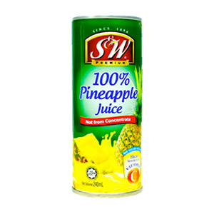 S&W Fruit Juices Home Featured Image