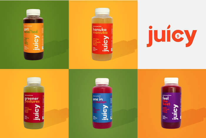 Juicy Cold Pressed Fruit Juice - Distributed by Provenance Distributions