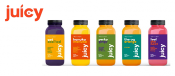 Juicy Cold Pressed Juice - Distributed by Provenance Distributions