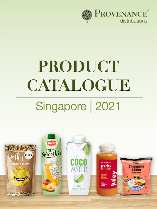 Provenance Catalogue 2021